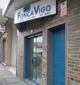Foncavigo, fontanería Vigo